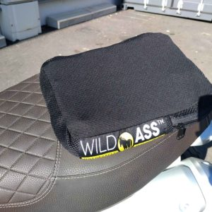 Coussin de selle Passager Wildass Pillion