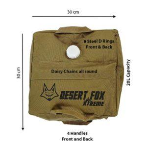 Jerrican souple Desert Fox 20L